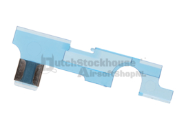 PC Anti-Heat Selector Plate for M4 serie.