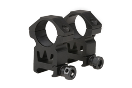 THETA OPTICS Two-part 25mm optics mount for RIS rail (high)