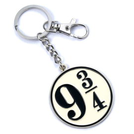 Harry Potter Platform 9 3/4 keyring