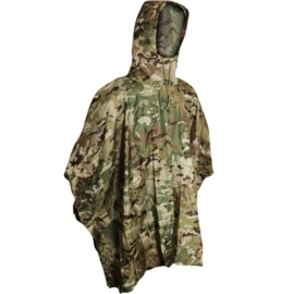 Ghillie Suit & Poncho