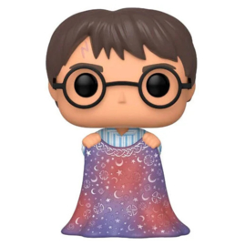 FUNKO POP figure Harry Potter Harry with Invisibility Cloak (112)