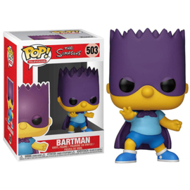 FUNKO POP figure Simpsons Bartman (503)
