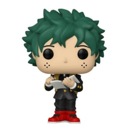 FUNKO POP figure My Hero Academia Deku Middle School Uniform (783)