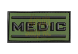 JTG Medic Rubber Patch - Forest