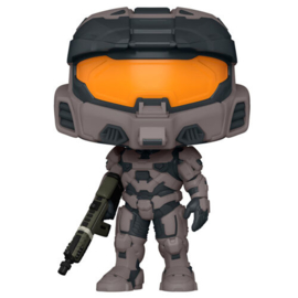 FUNKO POP figure Halo Infinite Mark VII with Commando Rifle (14)