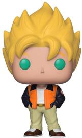 FUNKO Pop figure Dragon Ball Z Casual Goku (527)