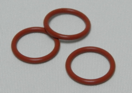 High Quality Silliconen Tank O-rings - 3 Pack