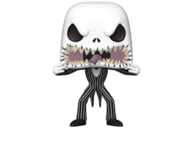 FUNKO POP figure Disney Nightmare Before Christmas NBX Jack Scary Face (808)