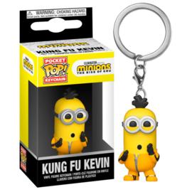 FUNKO Pocket POP keychain Minions 2 Kung Fu Kevin