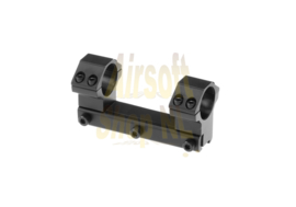 LEAPERS 25.4mm Airgun Mount Base High (11mm mount luchtbuks / .22 Airgun)