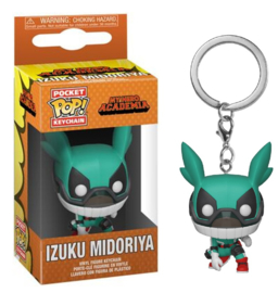 FUNKO Pocket POP keychain My Hero Academy Deku with Helmet