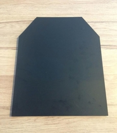 Rubber Replica SAPI dummy Armor Plate (1 Pcs / Medium)