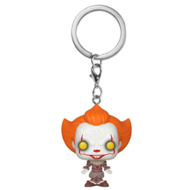 FUNKO Pocket POP keychain IT Chapter 2 Pennywise with Open Arms