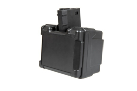 2000 BB Electric Box Magazine for M4 Replicas