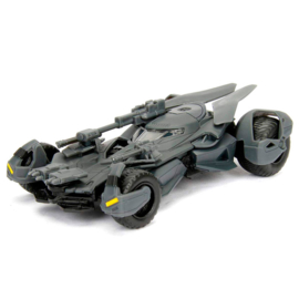 Batman DC Comics Justice League Batmobile metal Car - Scale 1:32