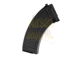PIRATE ARMS Metal Hi-Cap Magazine for AK47 - 600rds (BLACK)