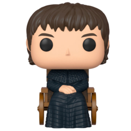 FUNKO POP figure Game of Thrones King Bran The Broken (83)