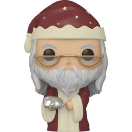 FUNKO POP figure Harry Potter Holiday Dumbledore (125)