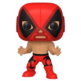 FUNKO POP figure Marvel Deadpool Wrestlers The Chimiganga of Death (712)