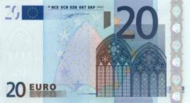 Digital Cadeaubon - Gift Voucher € 20,00