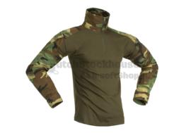 Invader Gear Combat shirt (WOODLAND)