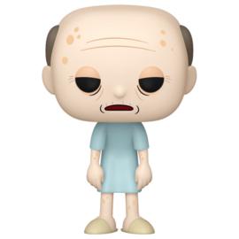 FUNKO POP figure Rick & Morty Hospice Morty (693)