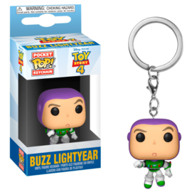 FUNKO Pocket POP keychain Disney Toy Story 4 Buzz Lightyear