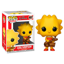 FUNKO POP figure Simpsons Lisa (497)