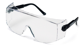 PYRAMEX Defiant Jumbo Glasses - CLEAR