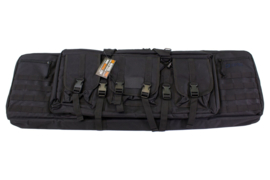 "NUPROL PMC Deluxe Soft Rifle Bag 42"" (106cm x 30cm)  (BLACK)"