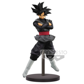 BANPRESTO Dragon Ball Super Chosenshi Retsuden II Goku Black figure - 17cm