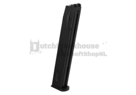 WE Pistol Magazine Glock WE17 / WE18C GBB Extended Capacity - 50rds