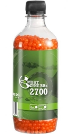 UMAREX Combat Zone 0,12gr BB - Bottle 2700rd