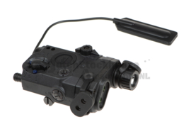 Wadsn LA-5C UHP Illuminator/Laser Module. Green/IR. Blk