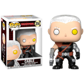 FUNKO POP figure Marvel Deadpool Cable (314)
