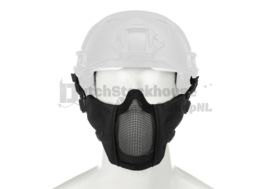 INVADER GEAR Mk.II Steel Half Face Mask - FAST HELMET Version (3 COLORS)