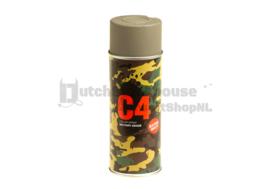 C4 Mil Grade Color Spray Paint / Verf (Flat Dark Earth)