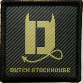 DUTCH STOCKHOUSE PATCH