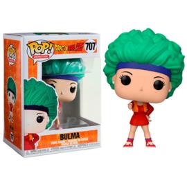 FUNKO POP figure Dragon Ball Z Bulma (707)