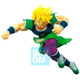 BANPRESTO Dragon Ball Super Super Saiyan Broly Z Battle figure - 19cm