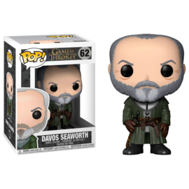 FUNKO POP figure Game of Thrones Ser Davos Seaworth (62)