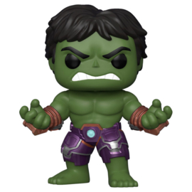 FUNKO POP figure Marvel Avengers Game Hulk Stark Tech Suit (629)