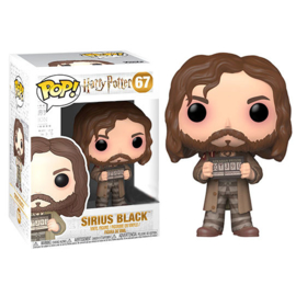 FUNKO POP figure Harry Potter Sirius Black - Exclusive (67)