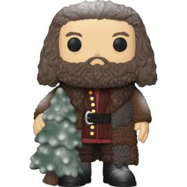 FUNKO POP figure Harry Potter Holiday Hagrid - 15cm (126)