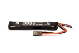 NUPROL 1300mah 7.4v 30c Lipo Stick Type