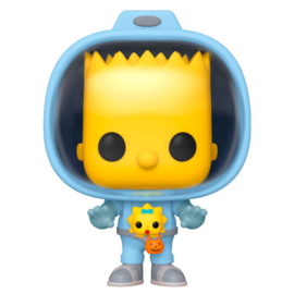 FUNKO POP figure The Simpsons Spaceman Bart (1026)