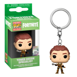 FUNKO Pocket POP keychain Fortnite Tower Recon Specialist