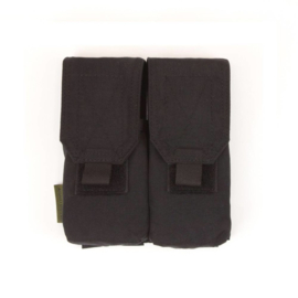 Warrior Elite Ops MOLLE Double Covered Double G36 Mag- 2 Mag  (4 COLORS)