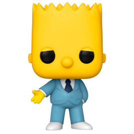 FUNKO POP figure Simpsons Mafia Bart (900)