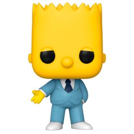 FUNKO POP figure Simpsons Mafia Bart (900)